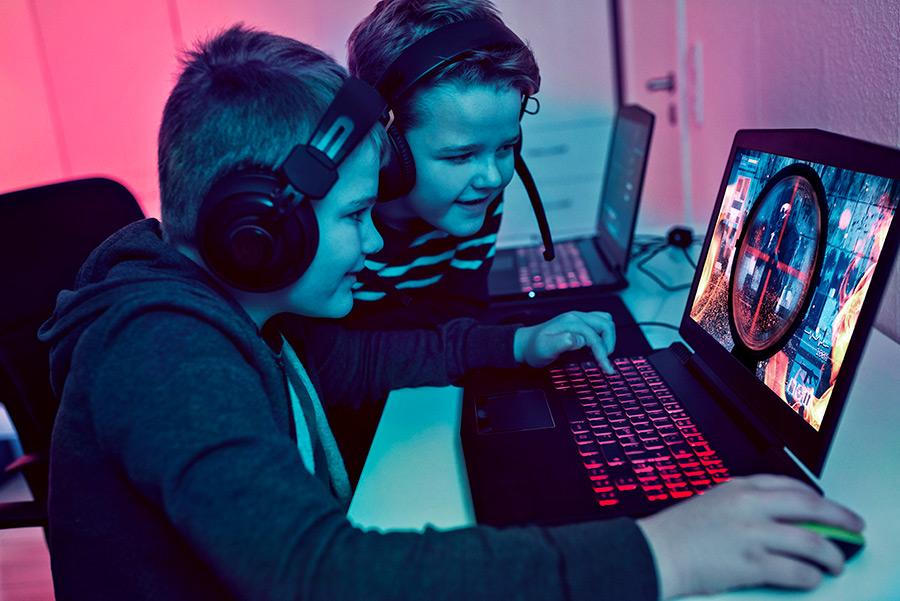 Juegos por Internet