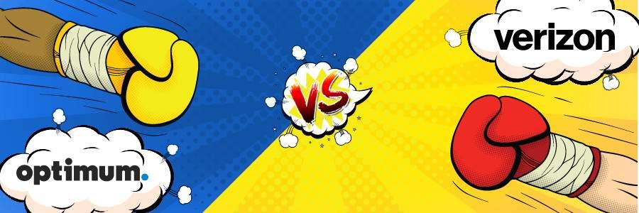 Optimum de Altice vs. Verizon Fios, ¿cuál proveedor de servicios es mejor para brindarle la mejor experiencia de entretenimiento?