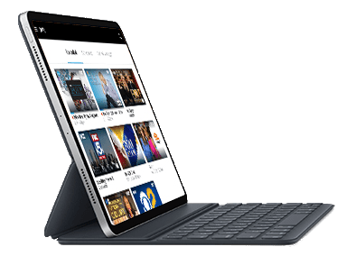 Altice One Mobile App for Laptop